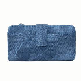 Portemonnee Donker Blauw