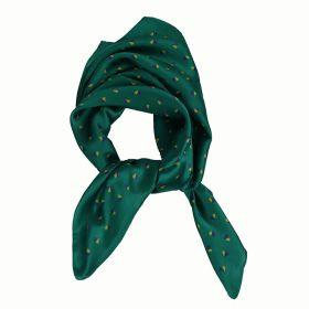 Sjaal Vierkant Groen