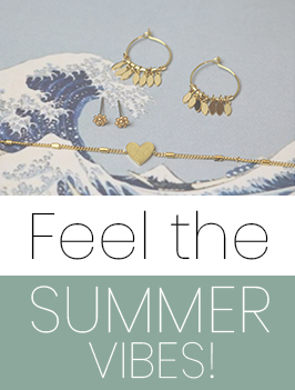 Feel the summer vibes!